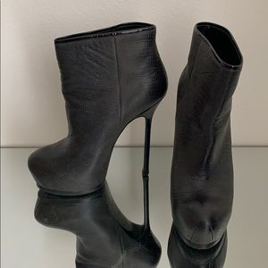 YSL Tribute Ankle Boots